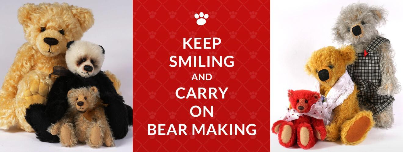 Carry on Bear Making