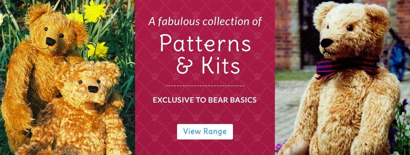 Bear Patterns & Kits