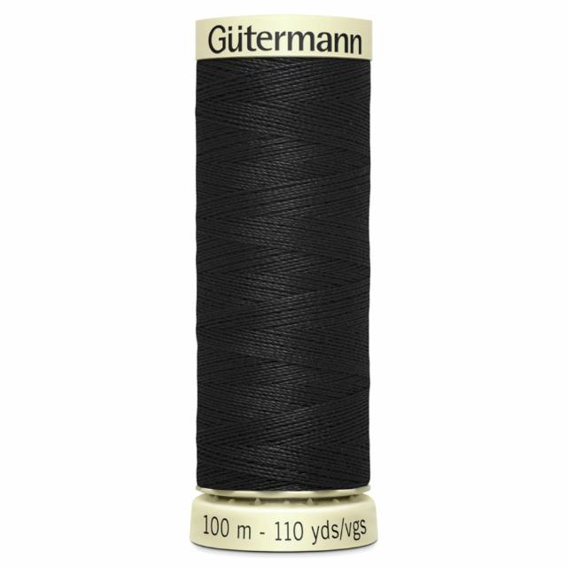 Gutermann Sew All Thread No 000
