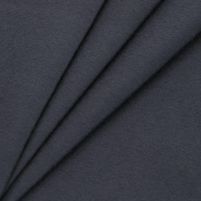 Dark Grey German Wool Felt