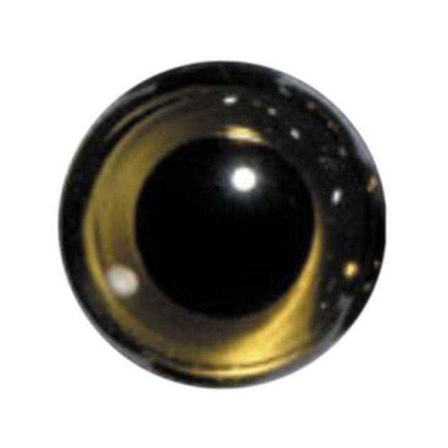 Light Smokey Topaz English Glass Eyes