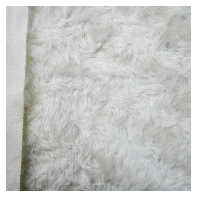 17mm Windswept Ivory Mohair