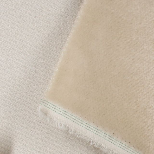 7mm Straight Soft Stone Mohair