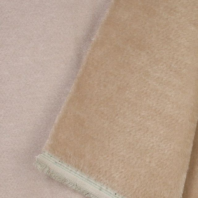 7mm Straight Faded Mink Mohair