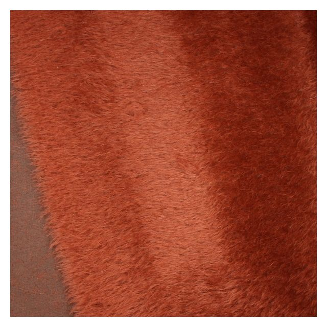 22mm Natural Laid Russet Mohair
