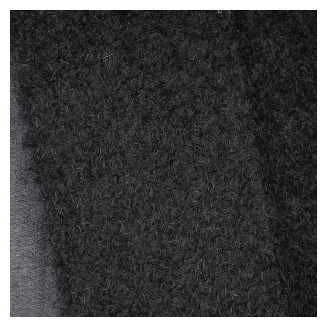 23mm Black Ratinee Mohair