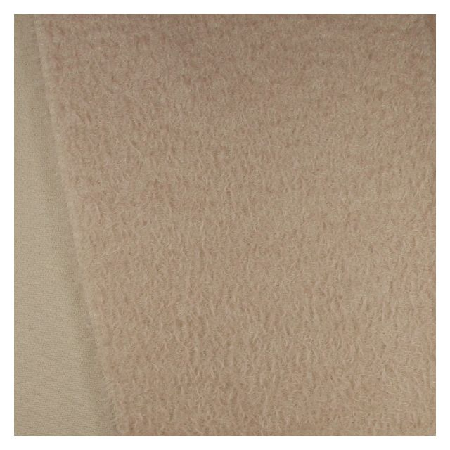 11mm Felted Pale Oyster Mohair
