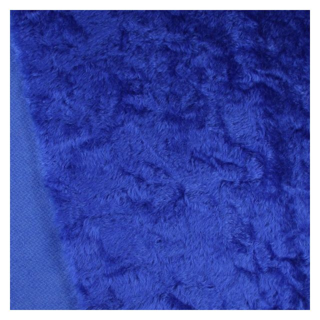 14mm Windswept Royal Blue Mohair