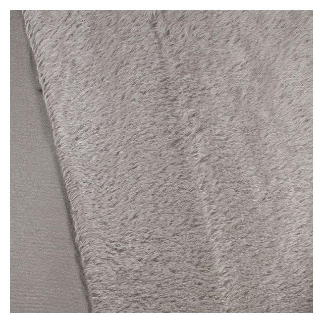14mm Natural Laid Heffalump Grey Mohair