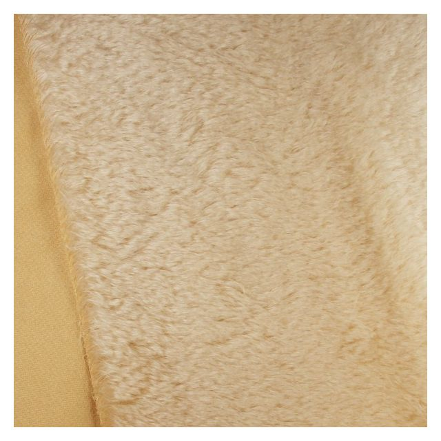 24mm Feather Finish Light Champagne Mohair