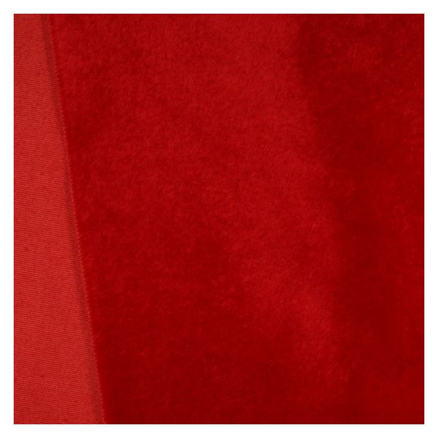 10mm Dense Straight Red Mohair