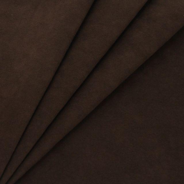 Dark Brown Ultrasuede