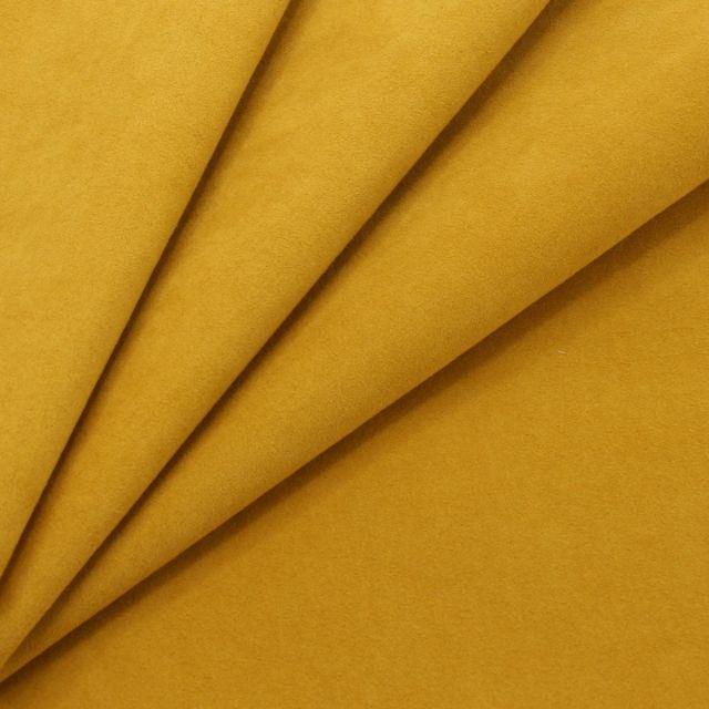 Mustard Ultrasuede