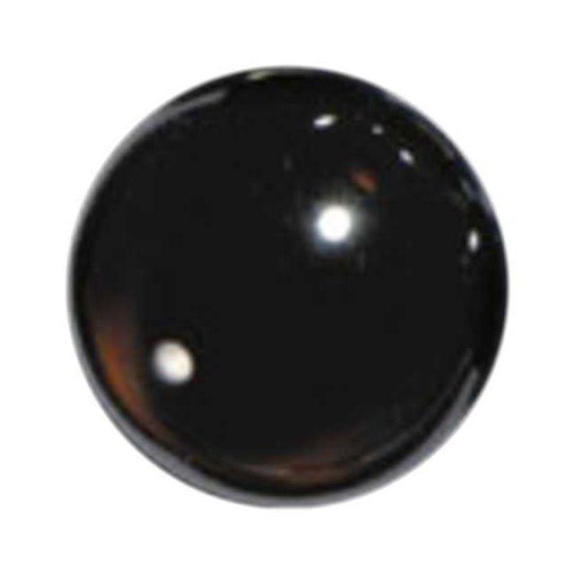 Dark Smokey Topaz English Glass Eyes