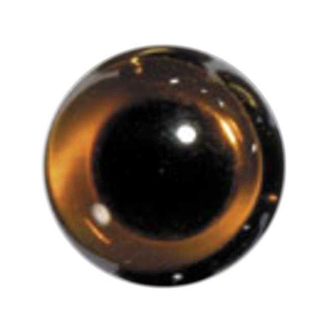 Medium Topaz English Glass Eyes