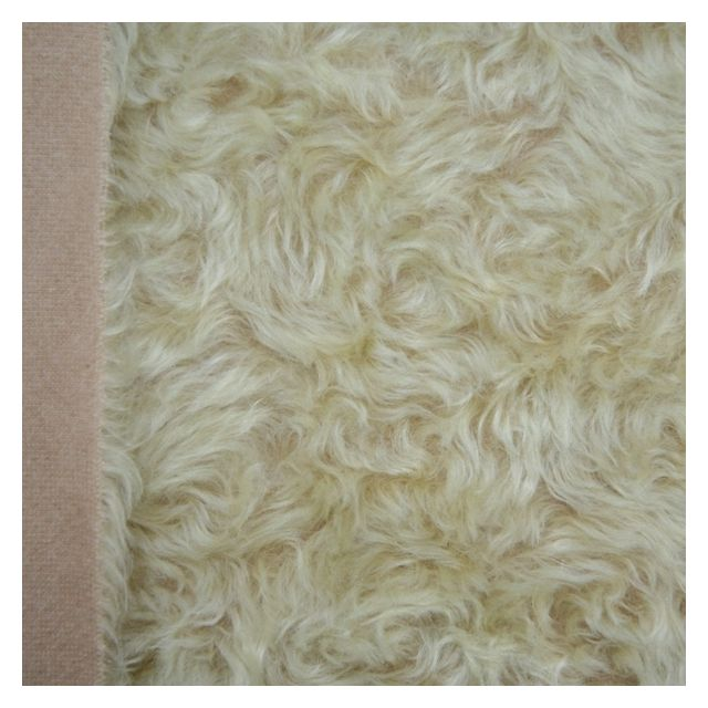 24mm Windswept Pale Straw Ice Tip Mohair