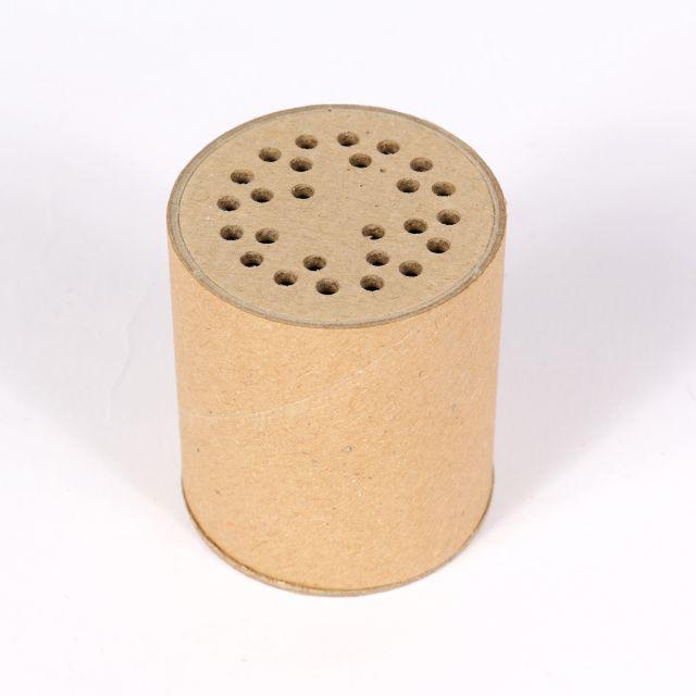Small Traditional Hardboard Growler