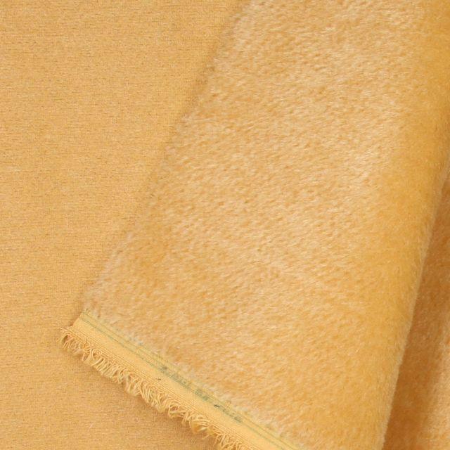 7mm Straight Honey Blonde Mohair