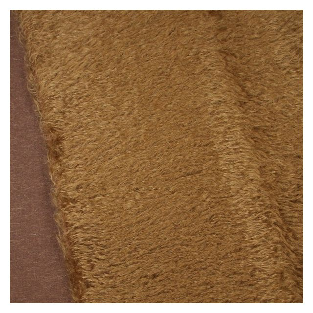 23mm Natural Laid Coffee Mohair