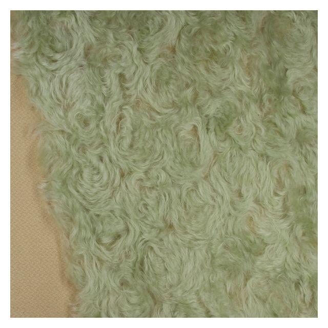 24mm Windswept Mint Cream Mohair