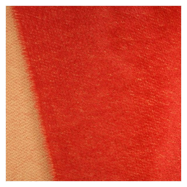 11mm Sparse Elmo Red Mohair