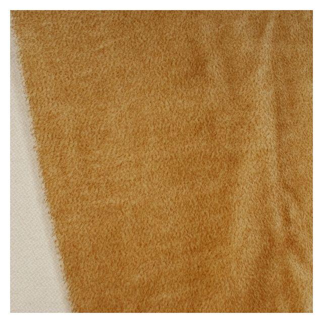 10mm Straight Ivory/Ginger Tip Mohair