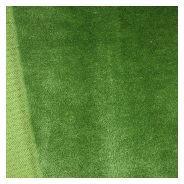 10mm Straight Celtic Green Mohair