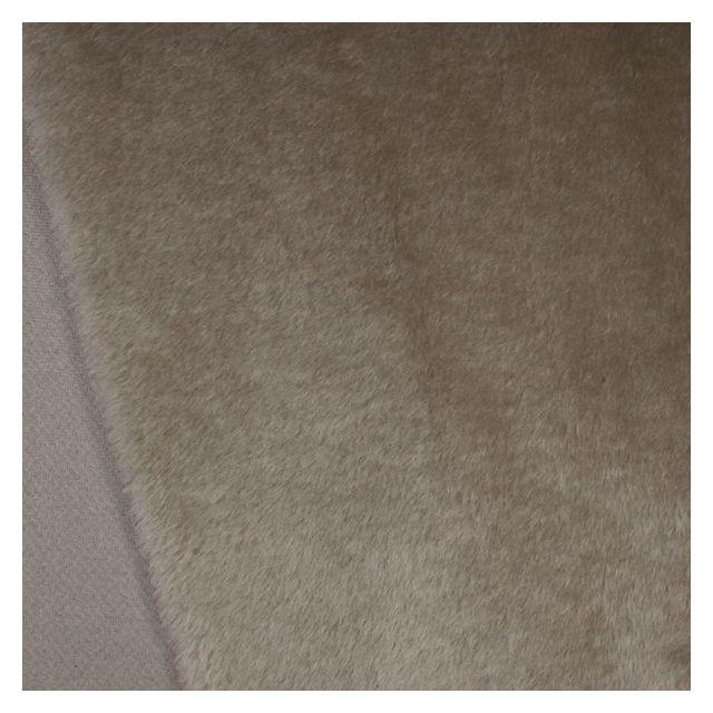 13mm Straight Dove Grey Mohair