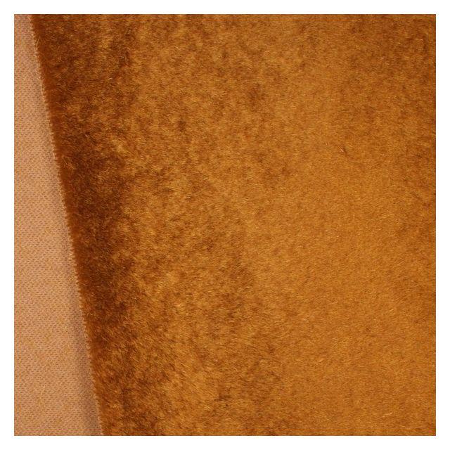 18mm Dense Straight Ginger Fudge Mohair